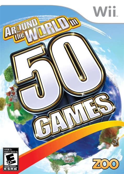 around the world in 50 games wii review any game
