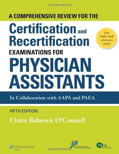 a comprehensive review for the certification and recertification examinations for physician assistants books 53 a comprehensive review for the certification and