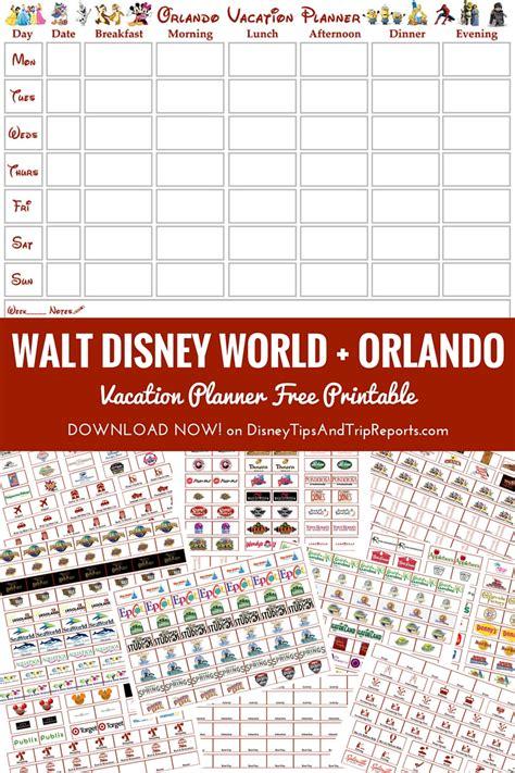 Galerry free printable disney daily planner