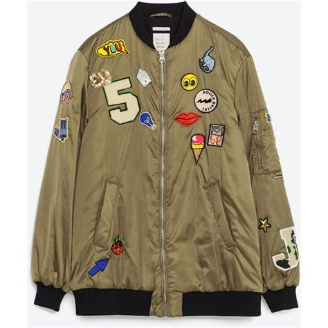 Jaket Bomber Motor Browngreen Army 17 best images about bombers on zara hailey baldwin and army green