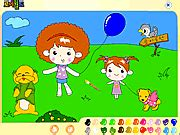 painting on friv coloring for on girlsgames123 play coloring