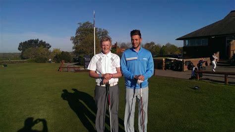 Tom Plumb by 2014 Henderson Trophy Dorset County Golf Union