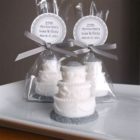 25th Anniversary Favors 25th Anniversary Party 25th Party