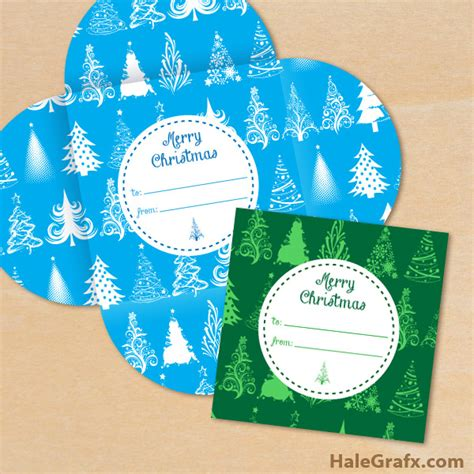 Free Printable Christmas Gift Card Holders - free printable christmas tree pattern gift card holders