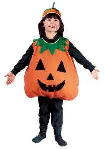 Scary Costumes For Kids Child Pumpkin Costume