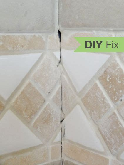 repair bathroom grout quick fix repair cracked bathroom grout