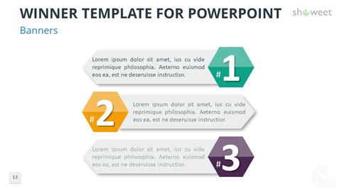 free ppt templates for winners winner templates for powerpoint