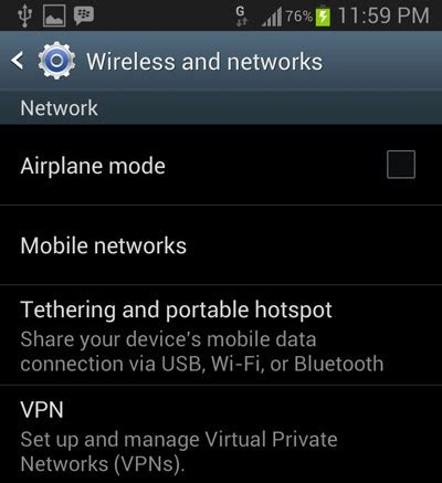 Android Who Is On My Network by How To An Android Phone S Connection With