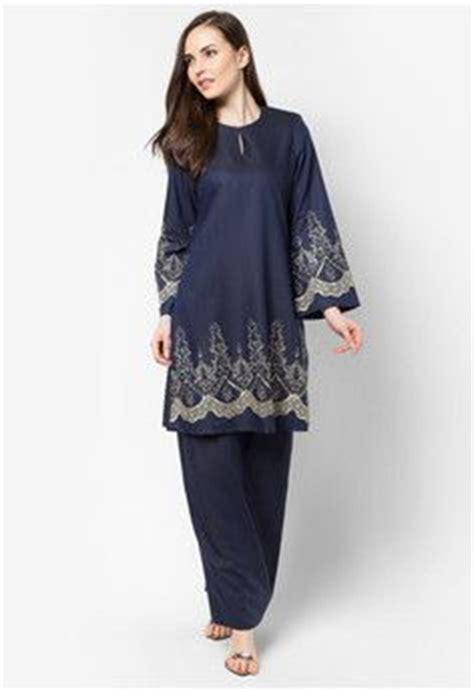 Baju Murah 326 rasa sayang chiffon lace baju kurung moden set 326