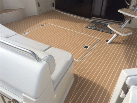 Synthetic Marine Flooring by Skene Marine Photo Gallery Synthetic Teak Decking And