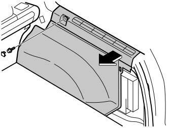 replace  tail light lens    xc   wheel drive wagon