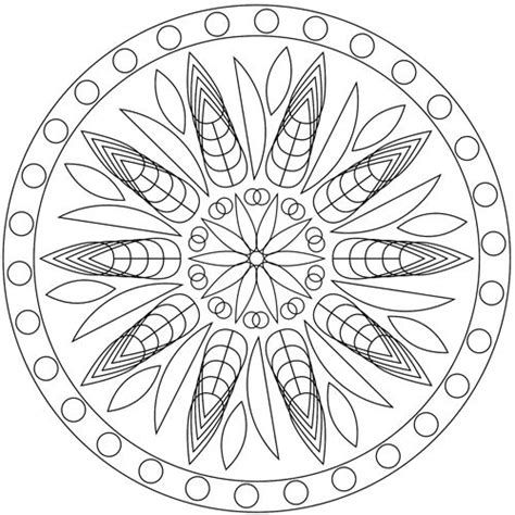 Vorlage Mandala by Mandala Vorlagen Mandala Vorlagen