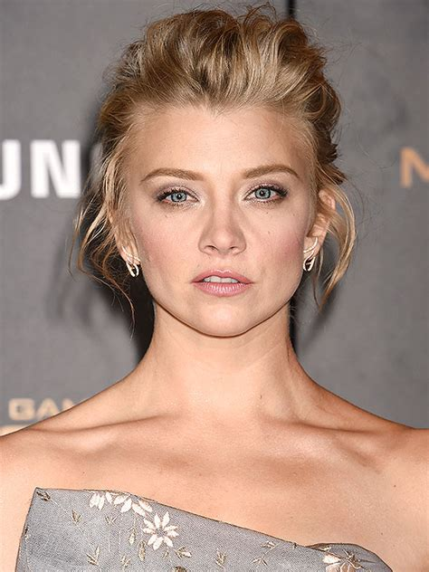 natalie dormer hair natalie dormer carpet makeup hunger