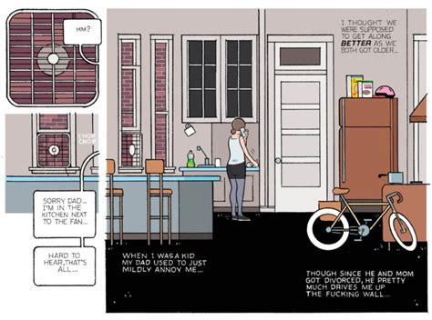 monograph by chris ware snapchat the new yorker