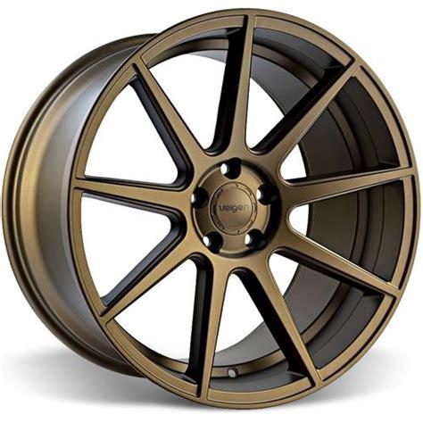 mustang 10 5 wheels velgen mustang vmb9 wheel lug nut kit 20x9 10 5 bronze