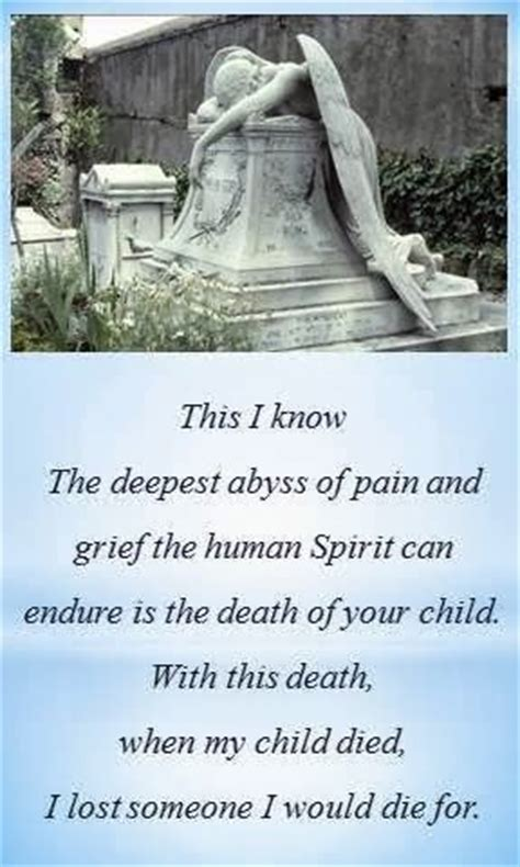comforting quotes about death of a child comforting quotes about the death of a child image quotes