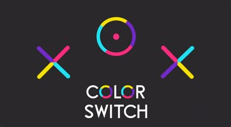 color switch color switch of the week