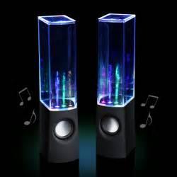 light show speakers thinkgeek