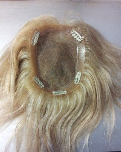 hair toppers for thinning hair women thinning hair order a custom human hair topper from