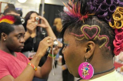 how to get into the bronner bros hair show cnn reports on black women and natural hair quot trend quot at