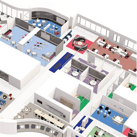 Office Space Utilization Design Discovery Workplace Resource