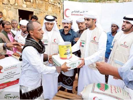 emirates red crescent emirates red crescent to rebuild health centre in yemen