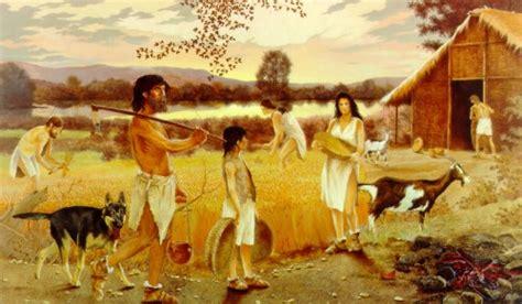 imagenes de la era neolitica hominizacionyrevolucionneolitica 5 del paleolitico al