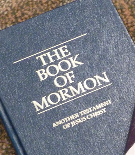book of mormon picture bible book of mormon and lds scripture compared