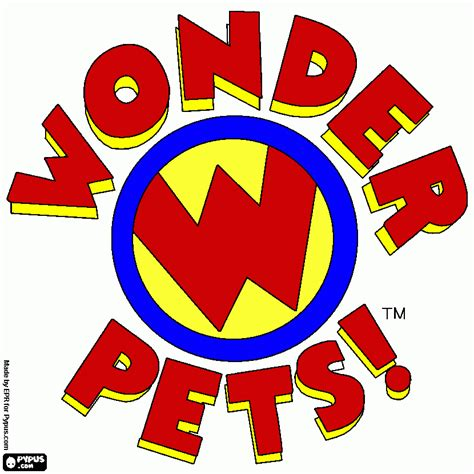 wonder pets log coloring page, printable wonder pets log