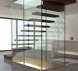Modern Glass Stairs Design 10 The Most Cool Floating Staircase Designs Digsdigs