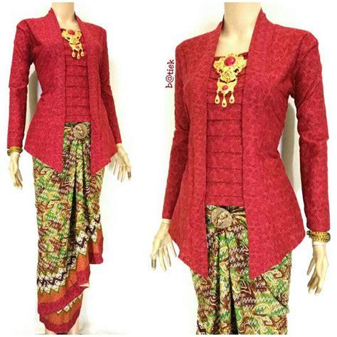 Zean Blouse Tunik 100 Cantik 100 kebaya kutu baru pendek 22 model kebaya modern simple dan elegan terbaru baju