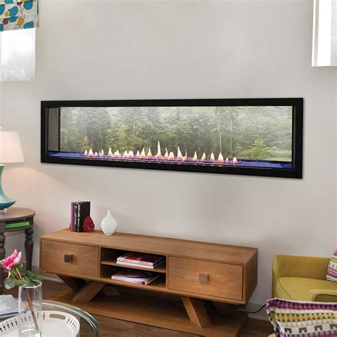 See Through Fireplace Ventless by See Through Ventless Gas Fireplace Home Design Inspirations