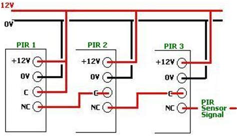 pir sensor circuits reuk co uk
