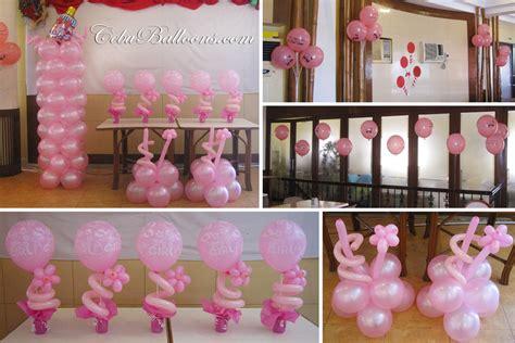 Bahan Black Jade B J 1 christening cebu balloons and supplies
