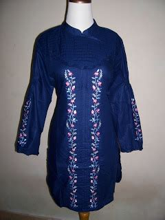 Harga Baju Merk Ukhti sarina colection riz baju bordir