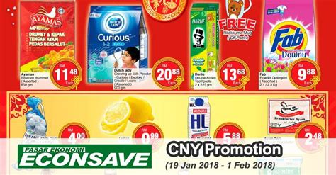 econsave new year promotion econsave express new year promotion 19 january