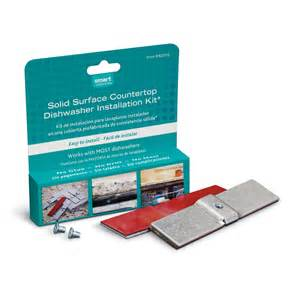 shop smart choice universal dishwasher mounting kit