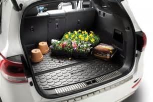 Cargo Mat For 2016 Kia Sorento Oem 2016 2017 2018 Kia Sorento Rear Rubber Cargo Tray Mat