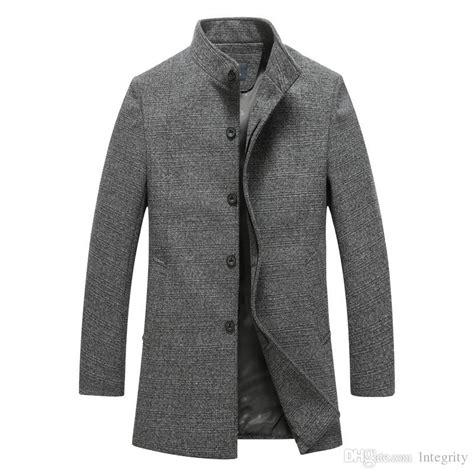 Woolen Jacket 2018 s wool jackets autumn woolen coats