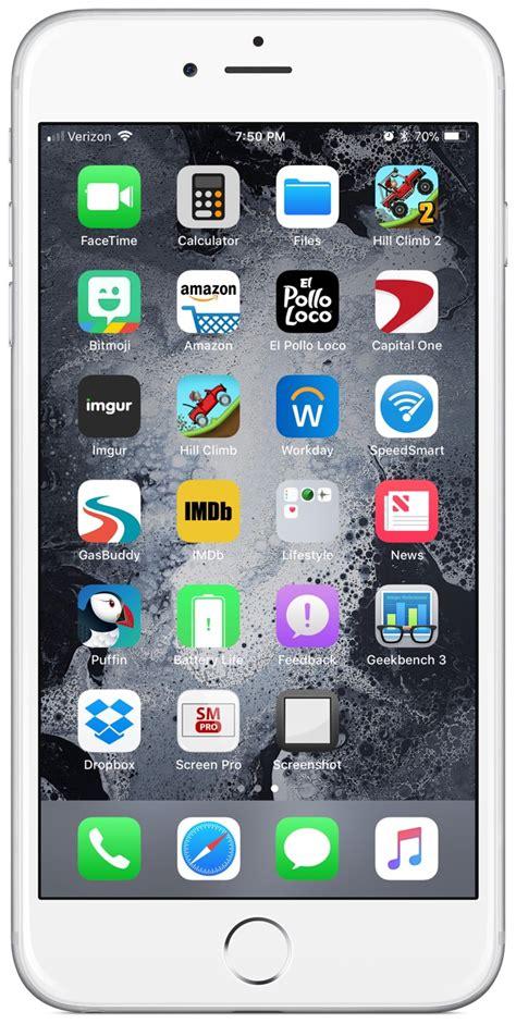 post your iphone 8 8 plus lock screens home screens macrumors forums