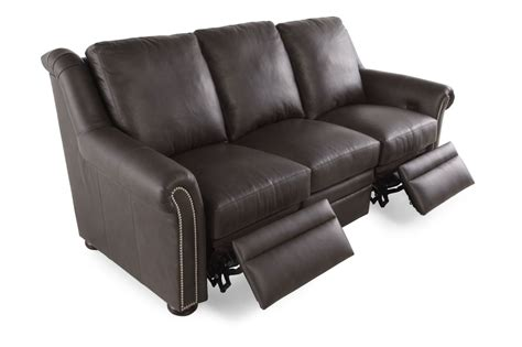 Bradington Young Luxury Motion Newman Reclining Sofa Motion Reclining Sofa