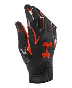 under armoir gloves men s under armour f4 football gloves ebay