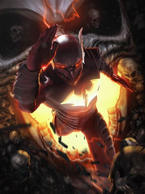 death is a red the red death by bosslogic dccomics