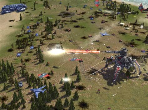 supreme commander trailer supreme commander multiplayer trailer