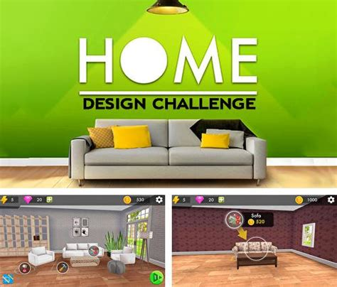 home design challenge android simulation free