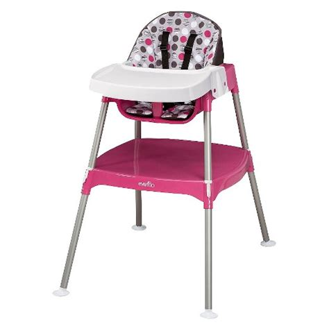 High Chairs by Evenflo 174 Convertible High Chair Target