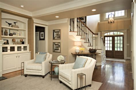houzz home design decor clean simple lines traditional family room raleigh