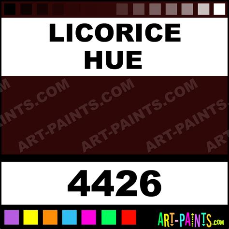 licorice folkart fabric textile paints 4426 licorice paint licorice color plaid folkart