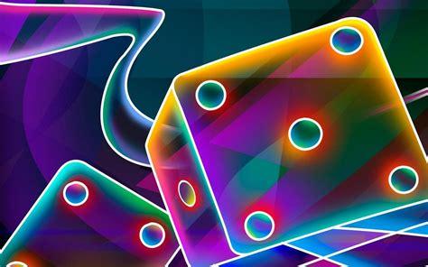imagenes bacanas en 3d fondo de pantalla de dados de colores mundo d 180 imagenes