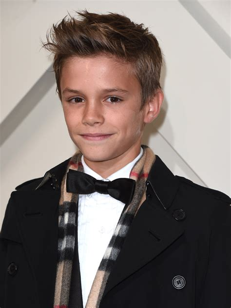 romeo beckham how old 6 reasons why romeo beckham is going to be bigger than dad